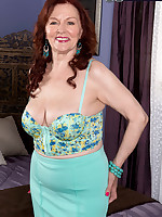 60 Plus MILFs - A 28-year-old cums in a 71-year-old's pussy - Katherine Merlot (49 Photos)