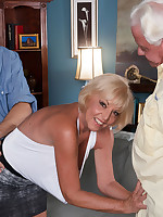 60 Plus MILFs - Introducing our newest 60something, Scarlet Andrews - Scarlet Andrews (29 Photos)