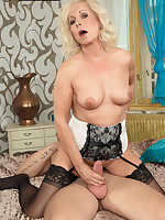 50 Plus MILFs - Cock for Coco - Coco de Marq (50 Photos)