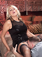 50 Plus MILFs - Tony does Dallas, Dallas does anal - Dallas Matthews (50 Photos)