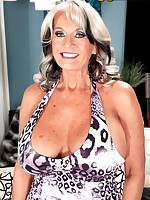 50 Plus MILFs - Ride, Sally, ride! - Sally D'Angelo (52 Photos)