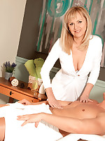 50 Plus MILFs - A Very Happy Ending - Arjana (54 Photos)