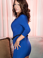 40 Something - The busty 50something from Delaware - Karen DeVille (50 Photos)